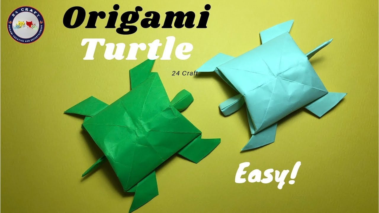 How to Make an Origami Turtle (with Pictures) - wikiHow | 720x1280