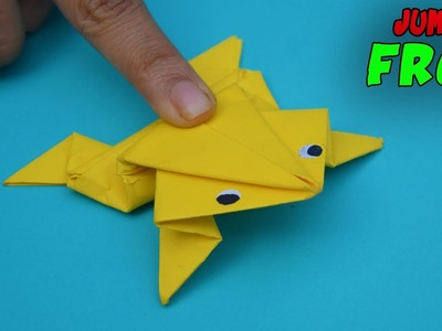 Simple Paper ????Frog - paper origami