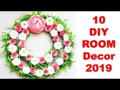 10 UseFull DIY !!! Room Decor 2019 || DIY Projects. BY Julia DATTA 5