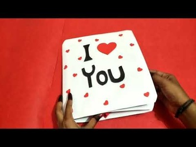 Couple's Card || Love Card || Handmade Card