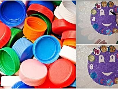 DIY Children School Project Clock | Kids Crafts | Fun Activity For Kids