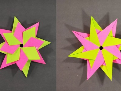 EASY Paper Star || How to make simple & easy paper star