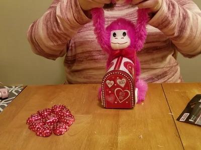 You've Got Mail Valentine's Day Monkey Mailbox || Dollar Tree DIY