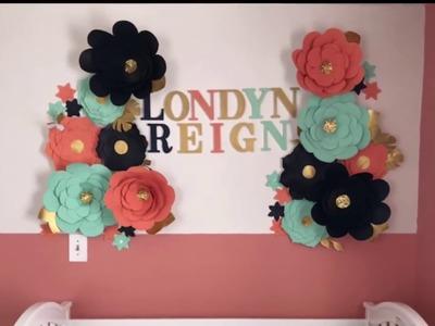 Londyn's Nursery Time Lapse