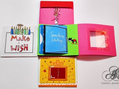 Paper Quilling Best Birthday Card Ever Season 2 by Artist Archana