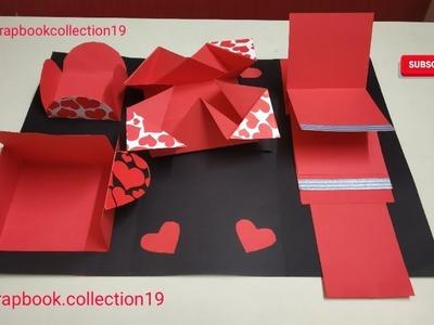 Special Scrapbook | Gift Ideas | Birthday Gift | Scrapbook design | Scrapbook 2019