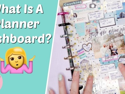 ????????♀️ What Is A Planner Dashboard? Tips For Planner Beginners!