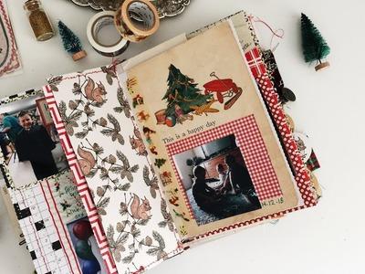 Christmas journaling ✩