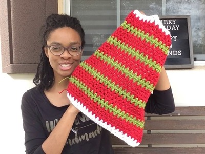 Weavin ends like a grownup::The Quirky Monday Craftcast::Episode 67 (a crochet and knitting podcast)
