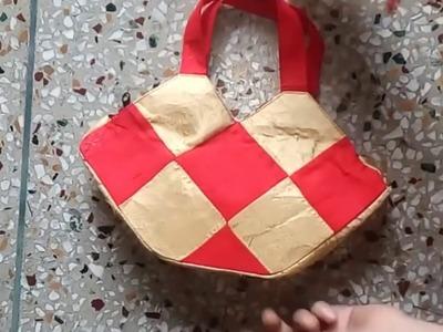 Designer purse ll Bag banana ll party purse ll party bag