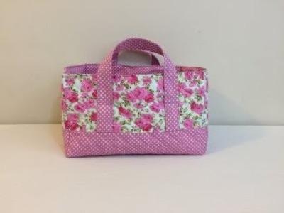 #DIY Fabric basket  tutorial