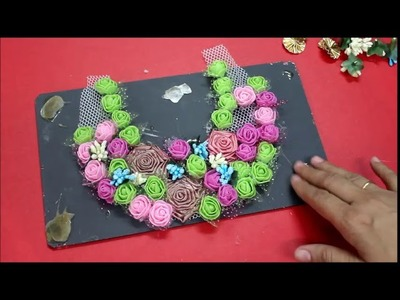 Easy Flower jewellery making- how to make at home