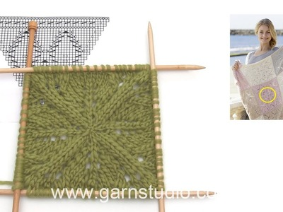 How to knit or crochet  DROPS patterns