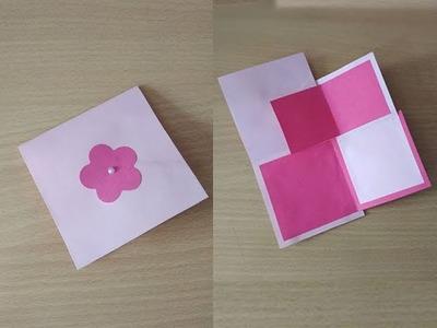 Maze card tutorial-Infinity explosion box Card 3- By Sheetal Khajure