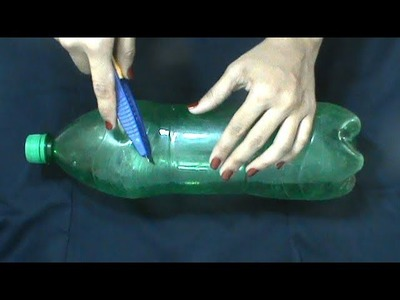 Plastic Bottle Craft Idea   DIY ROOM DECOR    Reuse idea   #RS crafts