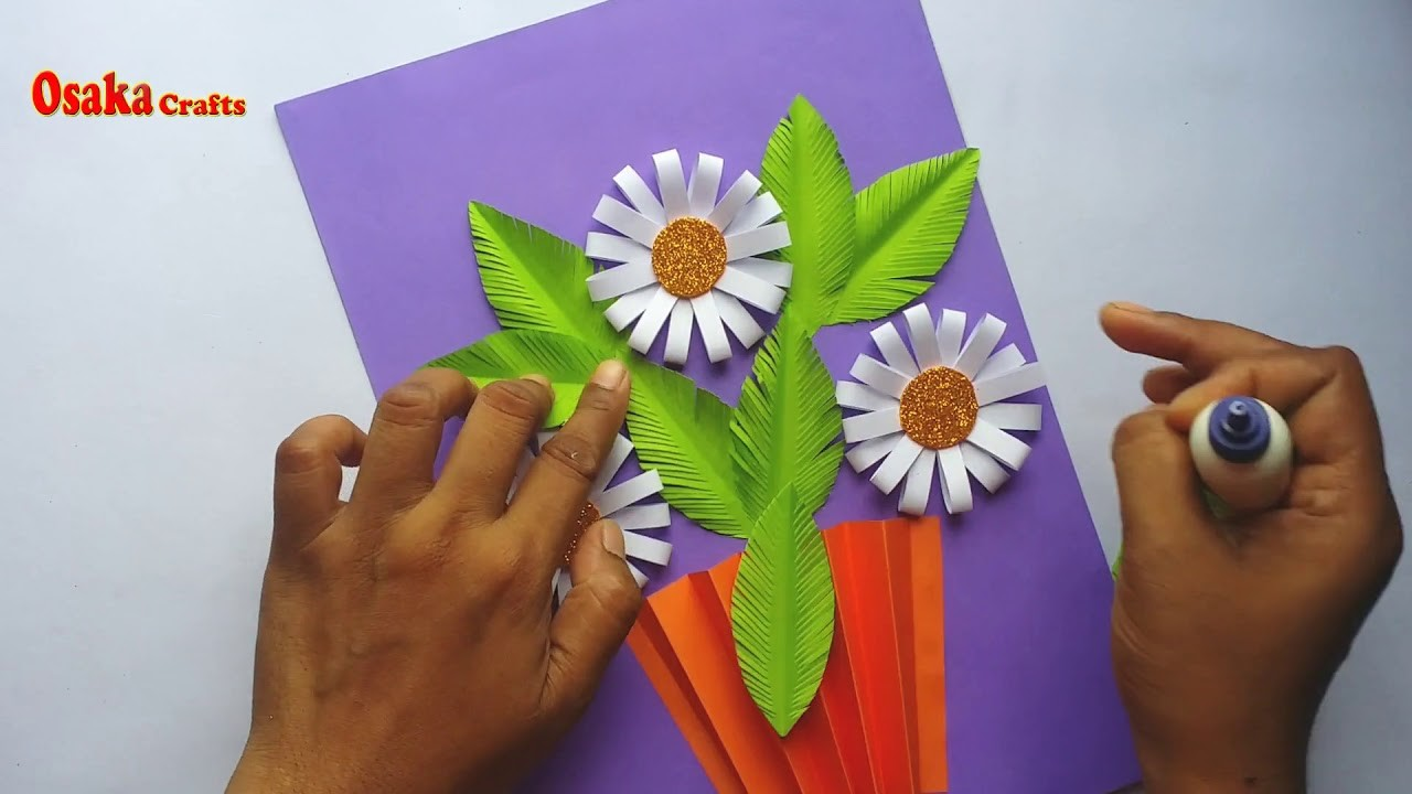 DIY: 3 Amazing Wall Hanging Idea!!! How to Make Beautiful Paper Wall Hanging for Home Decoration!!!