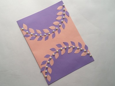 DIY: Birthday Card!! How to Make Beautiful Paper Card for Birthday.Greetings.Valentine Day!!!