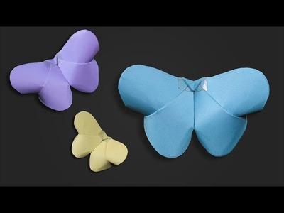 Easy Origami for kids Origami Butterfly