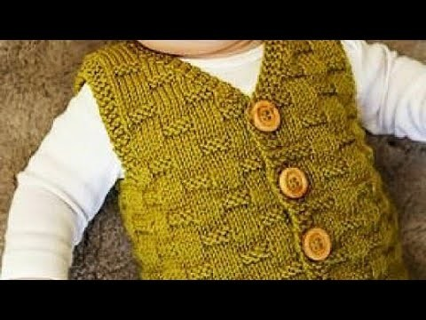 Easy Sweater for Kids.Sweater for Beginners.Simple Sweater Knitting Tutorial:Design-255
