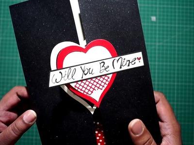 Folding Love Scrapbook | How to make Folding Scrapbook | The Sucrafts