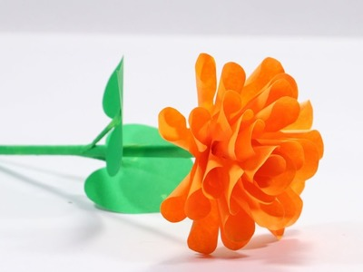 How to Make Amazing Paper Flower - DIY Paper Flower Craft Ideas 2019