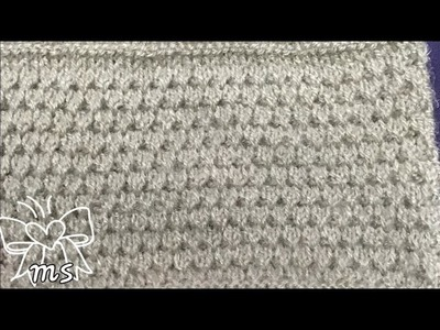 Knitting pattern for gents sweater #81 with subtitles and description in English.