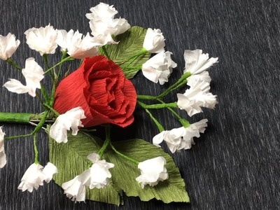 Making Flowers From Toilet Paper | SUPER SIMPLE and REALISTIC