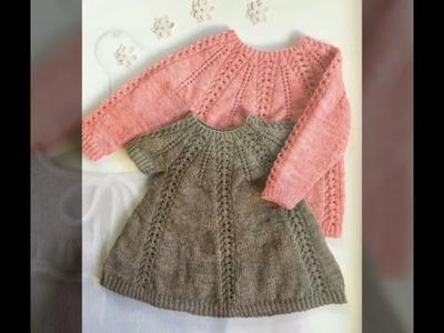 BABY sweater design. new knitting pattern. knitting design samples. woollen sweater design