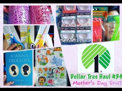 (CLOSED) Mother's Day Items @ the Dollar Tree #34