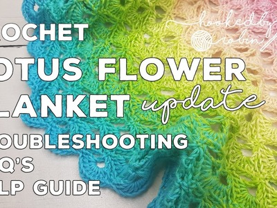 Blanket Crochet Lotus Flower Blanket Frequently Asked Questions