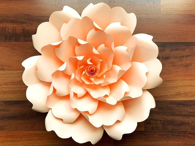 How to Easily Make Large Rose Using Petals 18 and 79