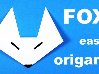 Step By Step Instructions How To Make Origami A Fox. Stock Vector ... | 300x400