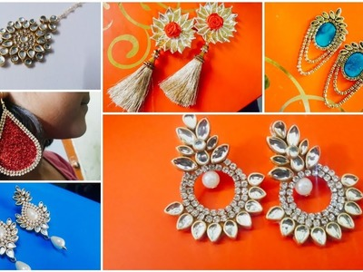 MY OVERALL HANDMADE JEWELLERY COLLECTION BY.HOORIYA STYLE.THANK YOU ALL MY YOUTUBERS .