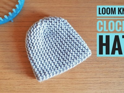 How to Loom Knit a Fitted Cloche Hat [IMPROVED VERSION] (DIY Tutorial)