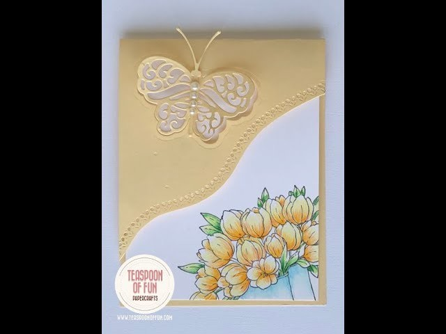 How to Make a Boxed Frame Card with Deb Valder