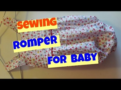 How to Sew a Romper DIY