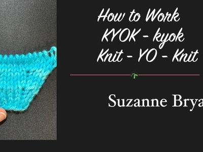How to Work KYOK or kyok - Double Increase