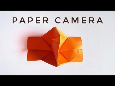 Paper Camera 2 simple Craft using paper for Kids | Paper Art | Origami Camera
