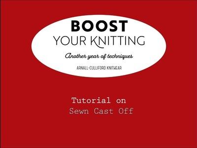 Sewn Cast-Off Method