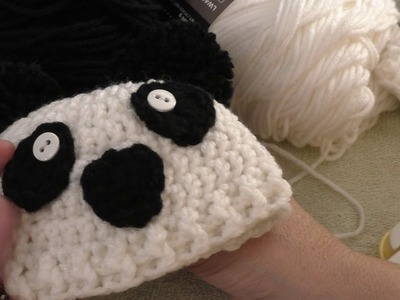 Pineapple Panda crochet pattern - Amigurumi Today | 300x400