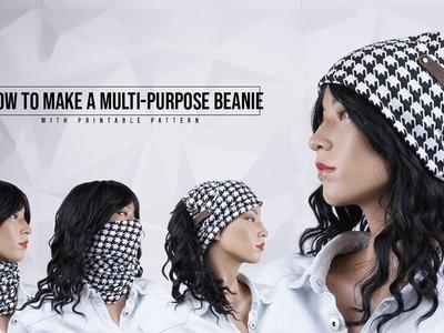 How to Make a Multi-Purpose Beanie