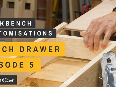 How to Make a Workbench Drawer Episode 5 | Paul Sellers