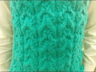 Make Sweater Border Design Tipos De Cancer