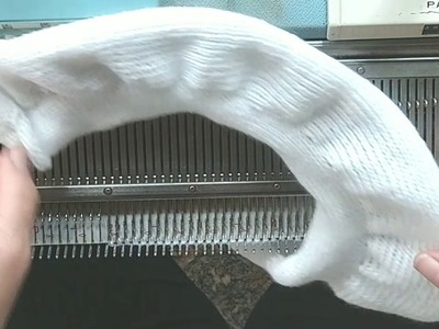 Knitting the Merry Go Round Sweater