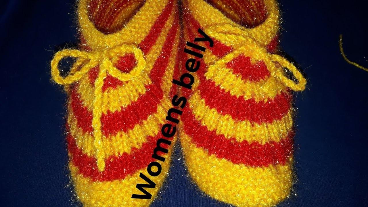New knitting womens socks|womens belly desig,new knitting design,new socks design,knitting