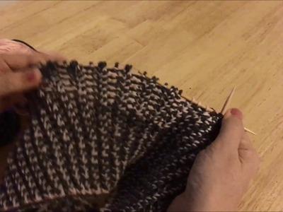 Right Twist stitch - Kari's Kits | simple gorgeous knitting