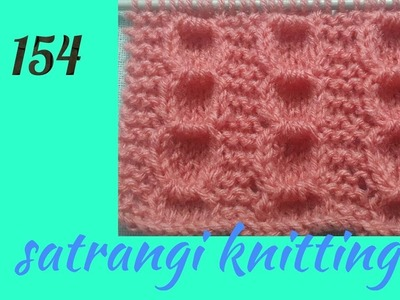Single colour sweater design #154 Satrangi knitting