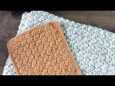 Textured Crochet Stitch Pattern