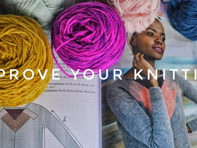 3 techniques that will make you a better knitter