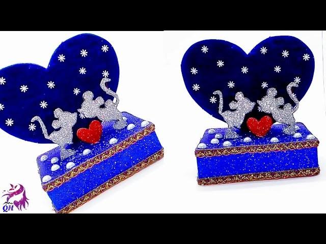 #diy #crafts #gift  DIY handmade gift for lover   Woolen gift craft   DIY gifts  Queen's home